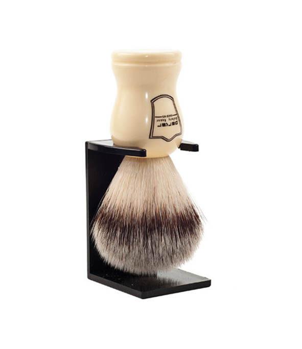 parker blaireau vegan ivoire2 - MAN ITSELF - Spécialiste des produits de soin visage, rasage, corps, cheveux, bouche, accessoires et idées cadeaux homme
