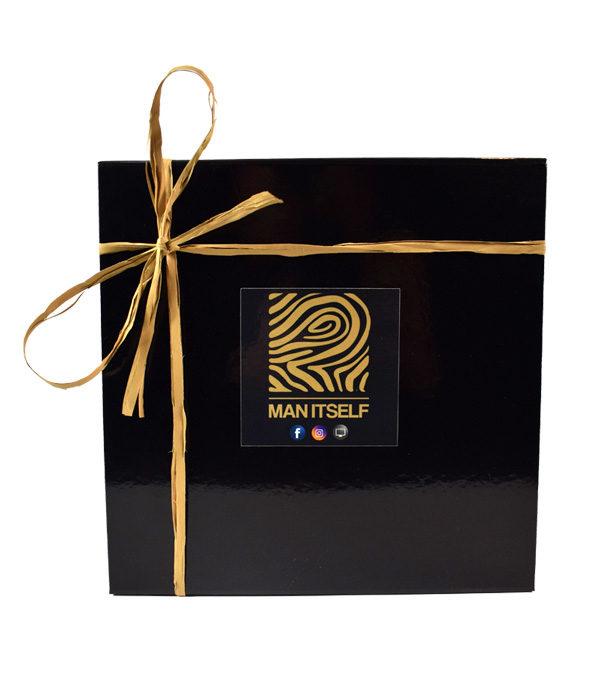 coffret cadeau vierge - MAN ITSELF - Spécialiste des produits de soin visage, rasage, corps, cheveux, bouche, accessoires et idées cadeaux homme