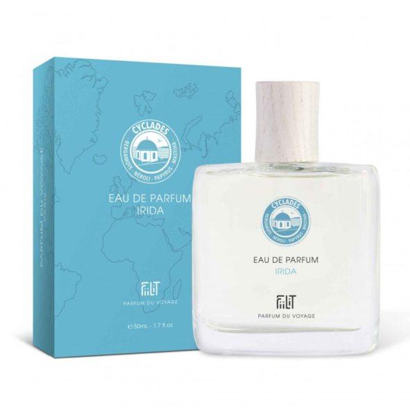 eau de parfum irida cyclades 100 ml - MAN ITSELF - Spécialiste des produits de soin visage, rasage, corps, cheveux, bouche, accessoires et idées cadeaux homme