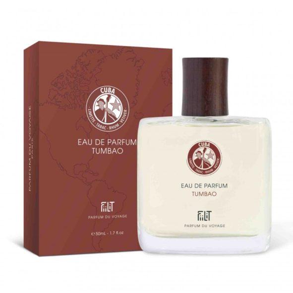 eau de parfum tumbao cuba 100 ml - MAN ITSELF - Spécialiste des produits de soin visage, rasage, corps, cheveux, bouche, accessoires et idées cadeaux homme