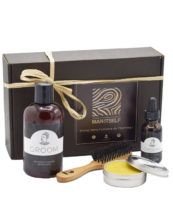 coffret barbe total nature
