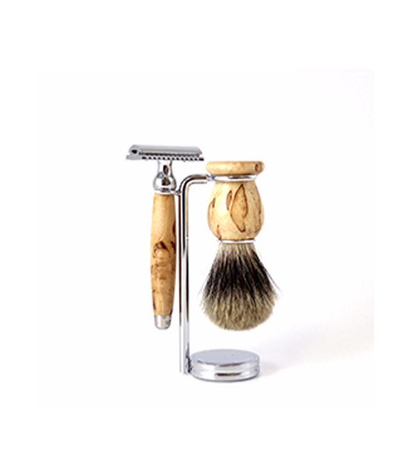 Set bouleau - MAN ITSELF - Spécialiste des produits de soin visage, rasage, corps, cheveux, bouche, accessoires et idées cadeaux homme
