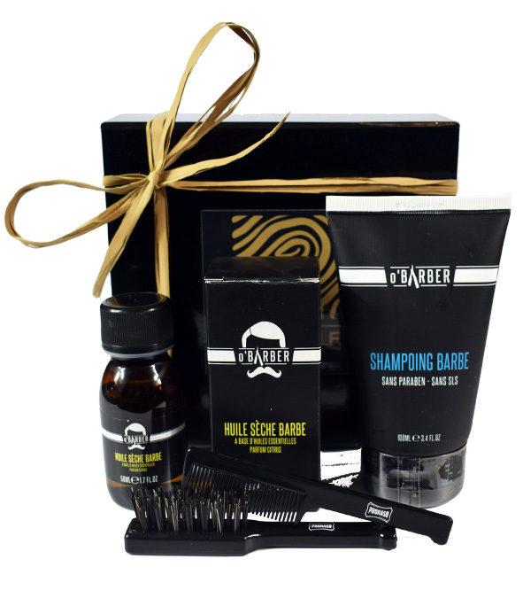 Coffret–debutant - MAN ITSELF - Spécialiste des produits de soin visage, rasage, corps, cheveux, bouche, accessoires et idées cadeaux homme
