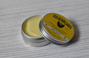 baume barbe golden beards - MAN ITSELF - Spécialiste des produits de soin visage, rasage, corps, cheveux, bouche, accessoires et idées cadeaux homme