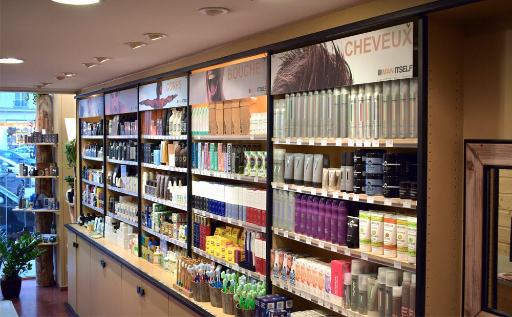 boutique homme lyon man itself - MAN ITSELF - Spécialiste des produits de soin visage, rasage, corps, cheveux, bouche, accessoires et idées cadeaux homme