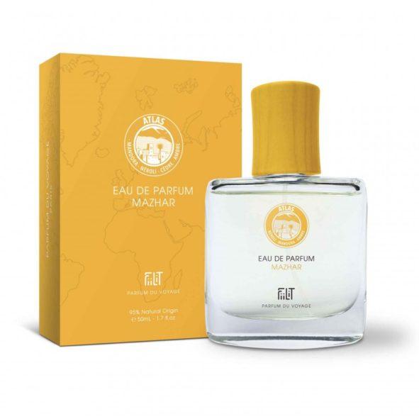 eau de parfum mazhar atlas 50 ml - MAN ITSELF - Spécialiste des produits de soin visage, rasage, corps, cheveux, bouche, accessoires et idées cadeaux homme