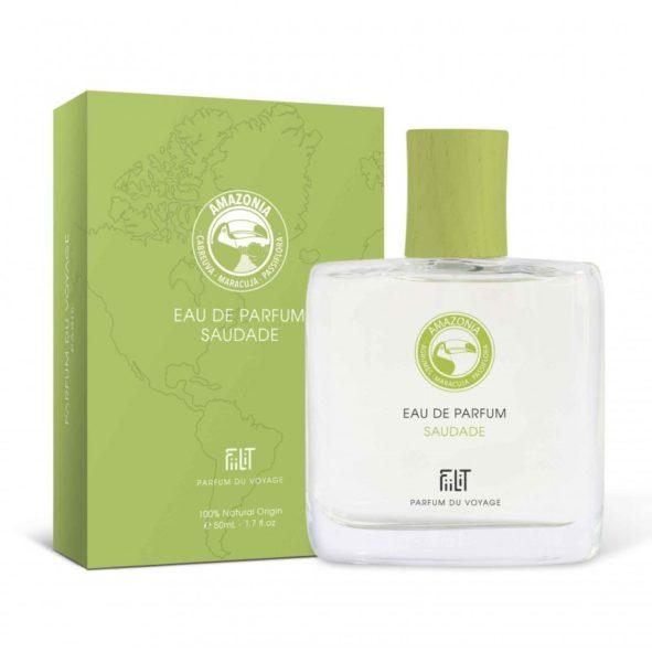 eau de parfum saudade amazonia 100 ml - MAN ITSELF - Spécialiste des produits de soin visage, rasage, corps, cheveux, bouche, accessoires et idées cadeaux homme