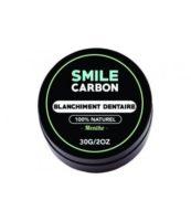 Smile Carbon original 30g menthe – SMILE CARBON