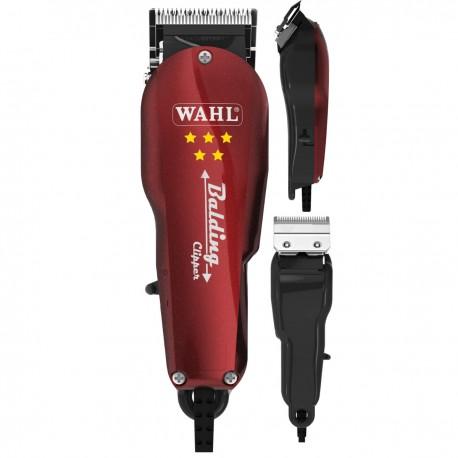 wahl balding corded clipper - MAN ITSELF - Spécialiste des produits de soin visage, rasage, corps, cheveux, bouche, accessoires et idées cadeaux homme