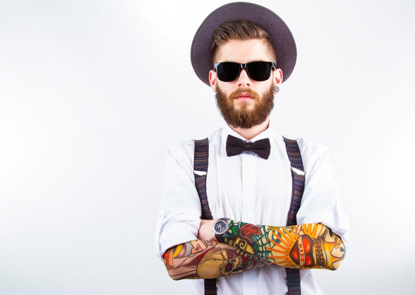 Idée de cadeau pour la Saint Valentin pour un homme Hipster