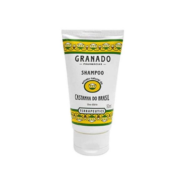 shampoing granado castanha - MAN ITSELF - Spécialiste des produits de soin visage, rasage, corps, cheveux, bouche, accessoires et idées cadeaux homme