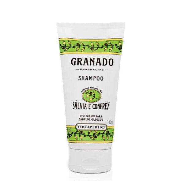 shampoing granado salvia - MAN ITSELF - Spécialiste des produits de soin visage, rasage, corps, cheveux, bouche, accessoires et idées cadeaux homme