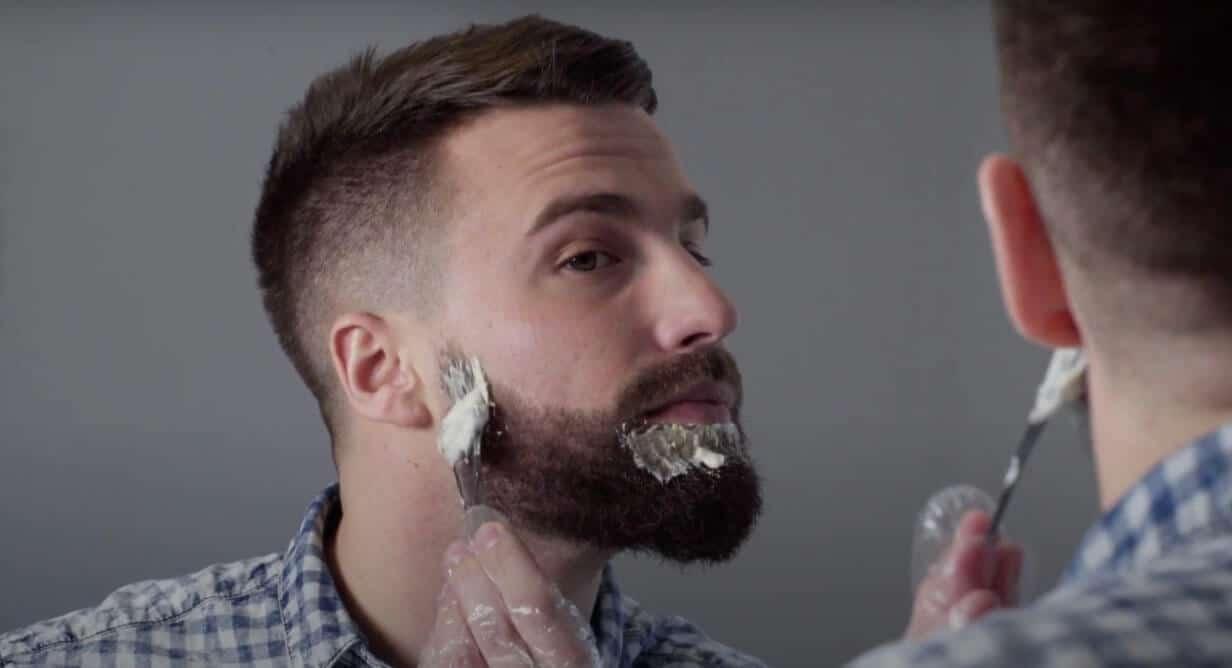 teintre sa barbe step 2 1 - MAN ITSELF - Spécialiste des produits de soin visage, rasage, corps, cheveux, bouche, accessoires et idées cadeaux homme