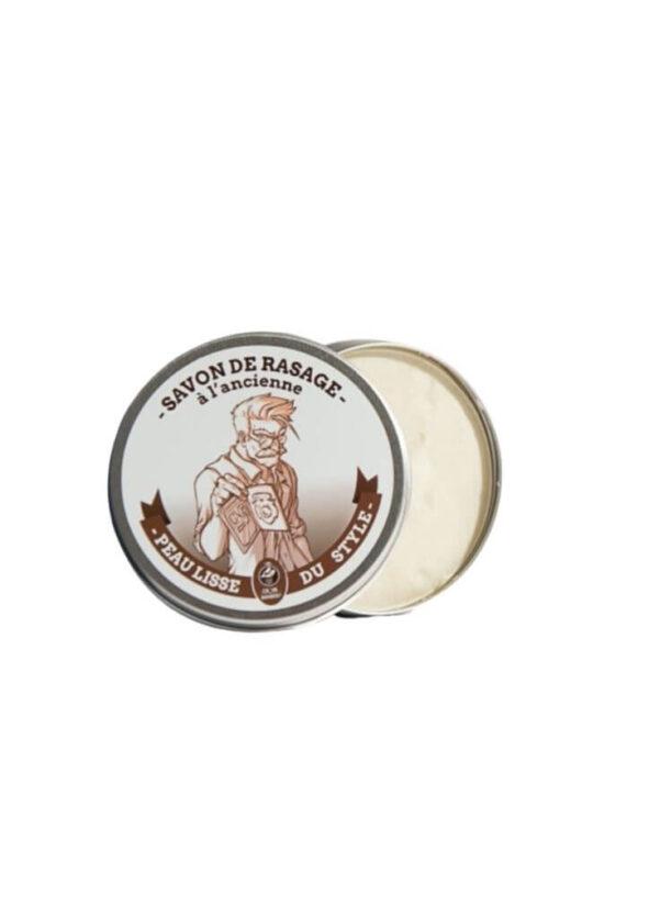 CVB savon rasage - MAN ITSELF - Spécialiste des produits de soin visage, rasage, corps, cheveux, bouche, accessoires et idées cadeaux homme