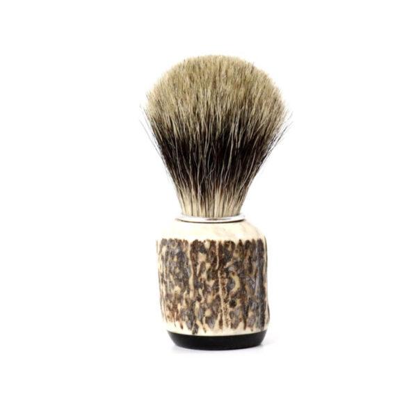 GB blaireau cerf - MAN ITSELF - Spécialiste des produits de soin visage, rasage, corps, cheveux, bouche, accessoires et idées cadeaux homme