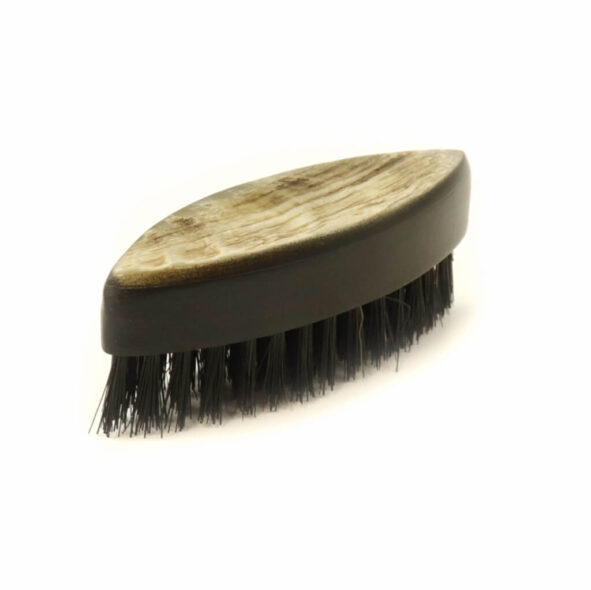 GB brosse corne - MAN ITSELF - Spécialiste des produits de soin visage, rasage, corps, cheveux, bouche, accessoires et idées cadeaux homme