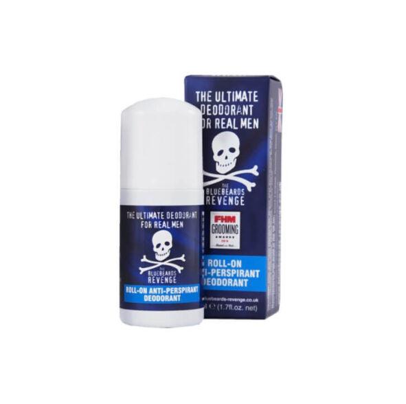 bbr roll on antitranspi - MAN ITSELF - Spécialiste des produits de soin visage, rasage, corps, cheveux, bouche, accessoires et idées cadeaux homme