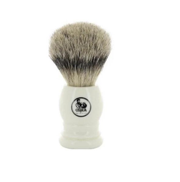 blaireau osma - MAN ITSELF - Spécialiste des produits de soin visage, rasage, corps, cheveux, bouche, accessoires et idées cadeaux homme