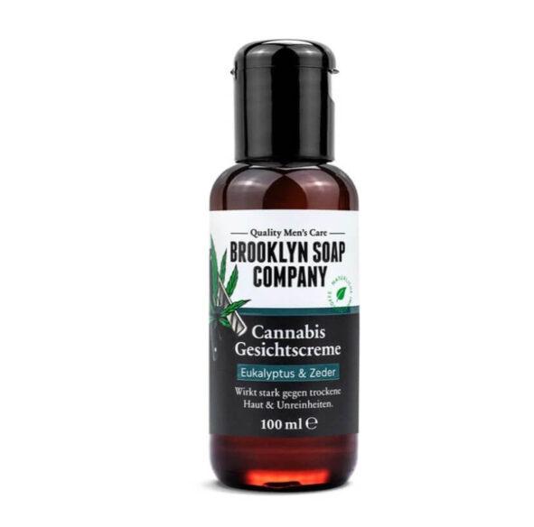 brooklyn soap canna focus - MAN ITSELF - Spécialiste des produits de soin visage, rasage, corps, cheveux, bouche, accessoires et idées cadeaux homme