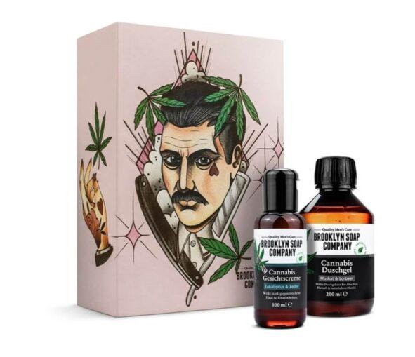 brooklyn soap weed - MAN ITSELF - Spécialiste des produits de soin visage, rasage, corps, cheveux, bouche, accessoires et idées cadeaux homme