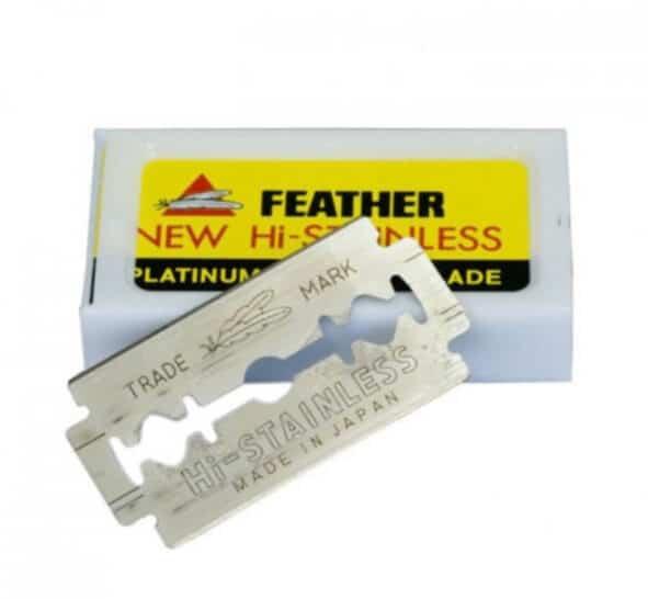feather lames - MAN ITSELF - Spécialiste des produits de soin visage, rasage, corps, cheveux, bouche, accessoires et idées cadeaux homme