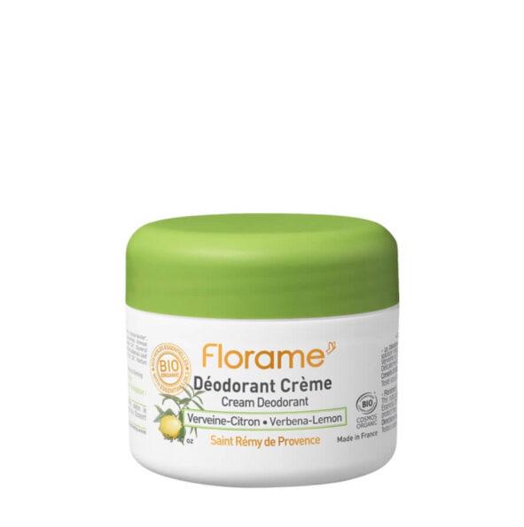 florame deo creme citron - MAN ITSELF - Spécialiste des produits de soin visage, rasage, corps, cheveux, bouche, accessoires et idées cadeaux homme