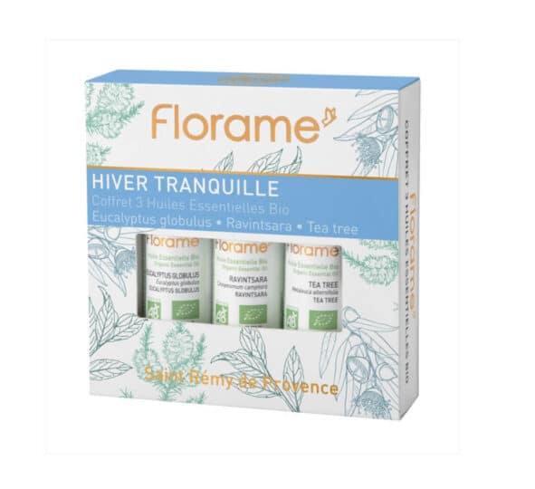 florame pack huile hiver tranquille - MAN ITSELF - Spécialiste des produits de soin visage, rasage, corps, cheveux, bouche, accessoires et idées cadeaux homme