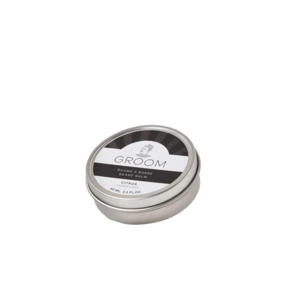 groom baume citrus - MAN ITSELF - Spécialiste des produits de soin visage, rasage, corps, cheveux, bouche, accessoires et idées cadeaux homme