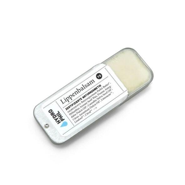 hydrophil baume a levres - MAN ITSELF - Spécialiste des produits de soin visage, rasage, corps, cheveux, bouche, accessoires et idées cadeaux homme