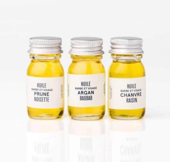 lb 3 huiles - MAN ITSELF - Spécialiste des produits de soin visage, rasage, corps, cheveux, bouche, accessoires et idées cadeaux homme