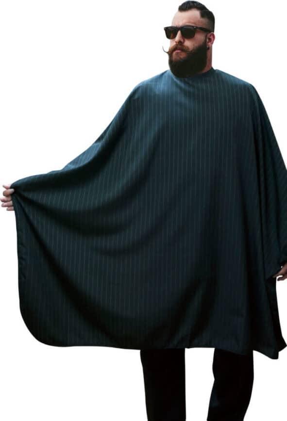 obarber cape - MAN ITSELF - Spécialiste des produits de soin visage, rasage, corps, cheveux, bouche, accessoires et idées cadeaux homme