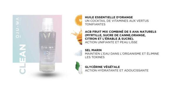 oju wa description clean - MAN ITSELF - Spécialiste des produits de soin visage, rasage, corps, cheveux, bouche, accessoires et idées cadeaux homme