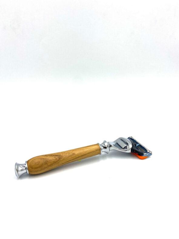 rasoir fusion bois acacia