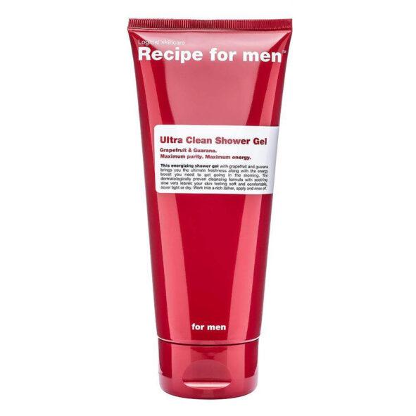 RFM gel douche - MAN ITSELF - Spécialiste des produits de soin visage, rasage, corps, cheveux, bouche, accessoires et idées cadeaux homme
