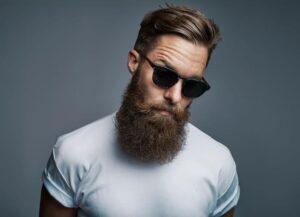 homme barbe viking garibaldi