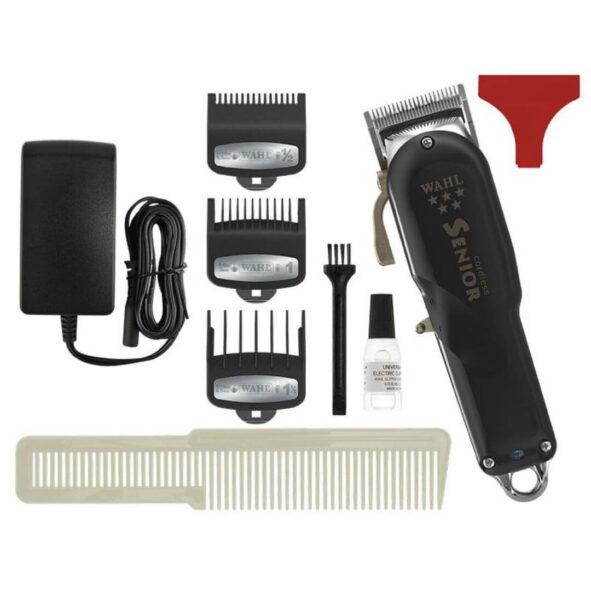 accessoires tondeuse wahl senior cordless - MAN ITSELF - Spécialiste des produits de soin visage, rasage, corps, cheveux, bouche, accessoires et idées cadeaux homme